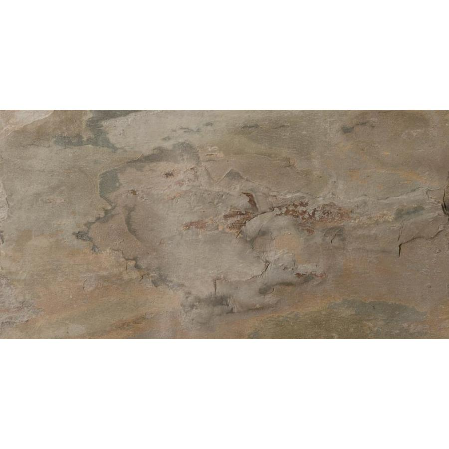 Emser SLATE 5-Pack Autumn Lilac Floor and Wall Tile (Common: 12-in x 24-in; Actual: 12-in x 24-in)
