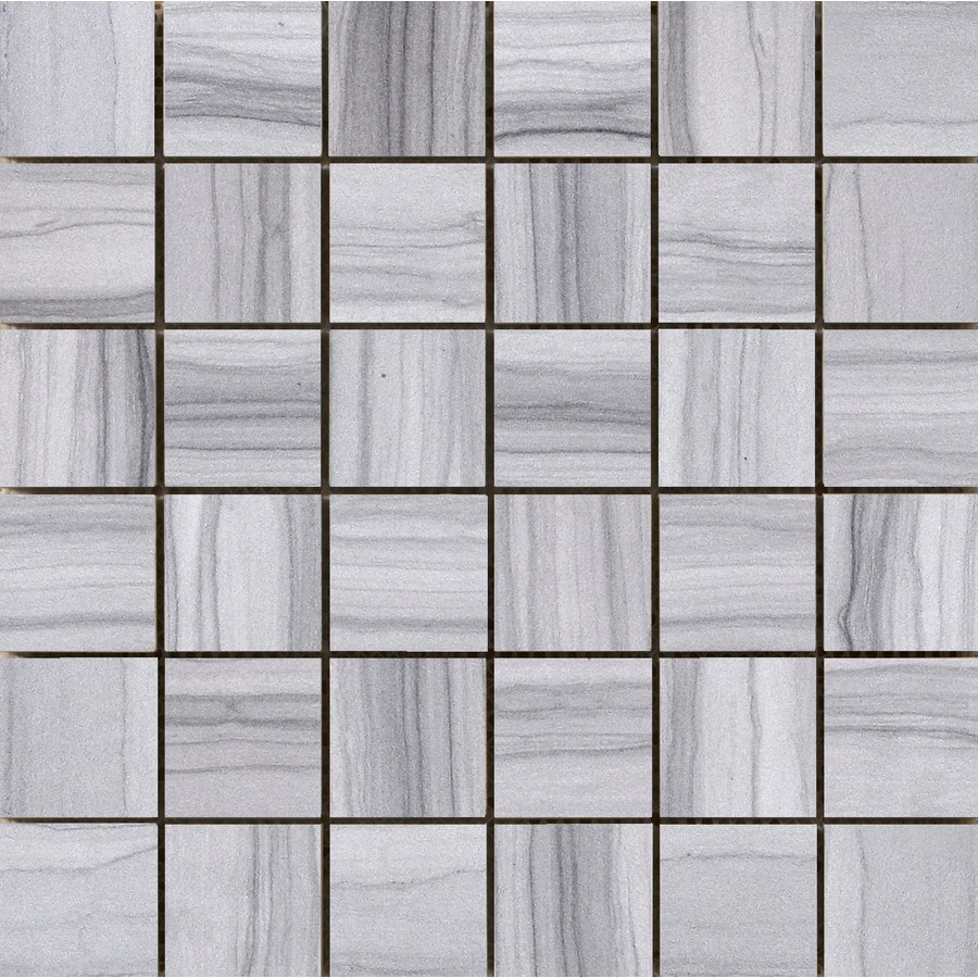 Emser Archive Record Porcelain Border Tile (Common: 12-in x 12-in; Actual: 12-in x 12-in)