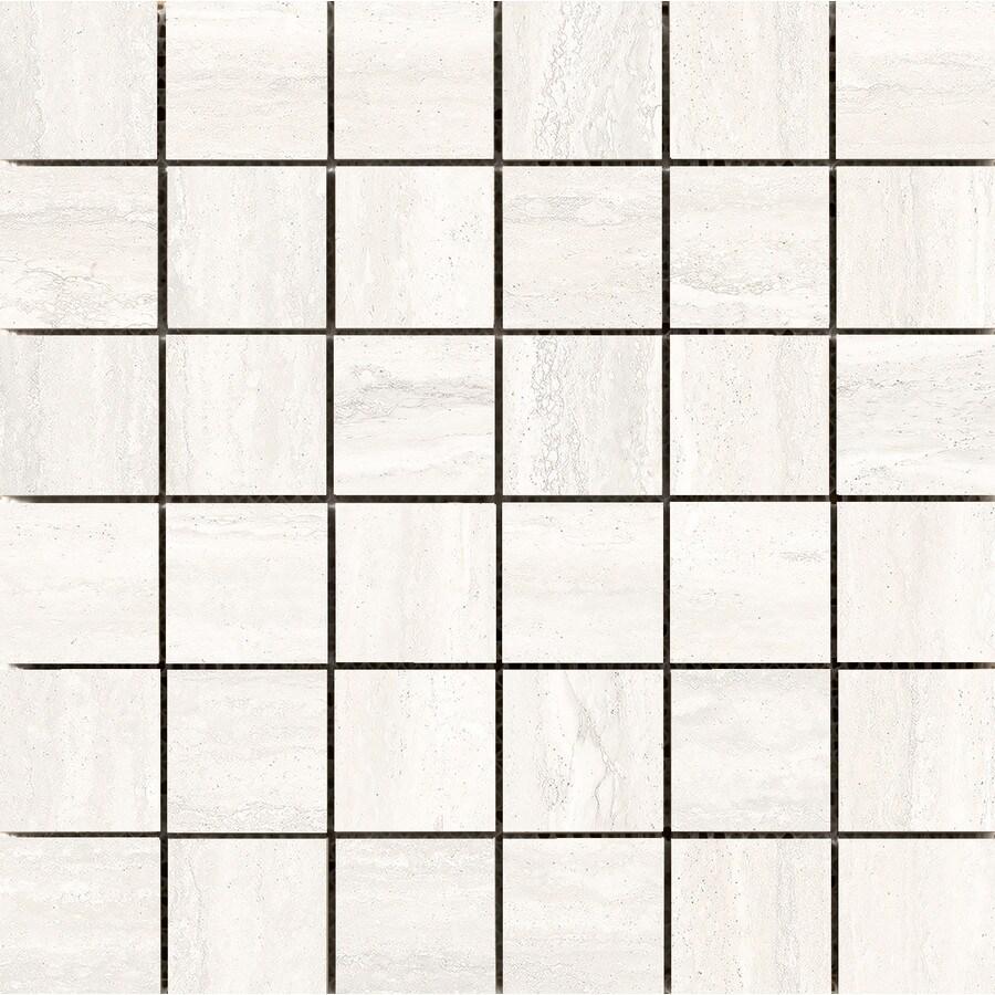 Emser Esplanade Alley Porcelain Border Tile (Common: 12-in x 12-in; Actual: 11.81-in x 11.81-in)