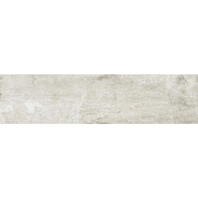 Emser Ranch Farm Wood Look Porcelain Bullnose Tile 3 In X 12 In In The Accent Trim Tile Department At Lowes Com