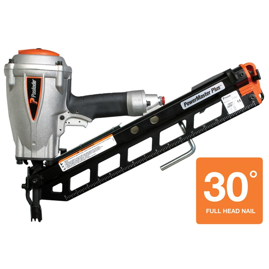 Shop Paslode Roundhead Pneumatic Nailer at Lowes.com