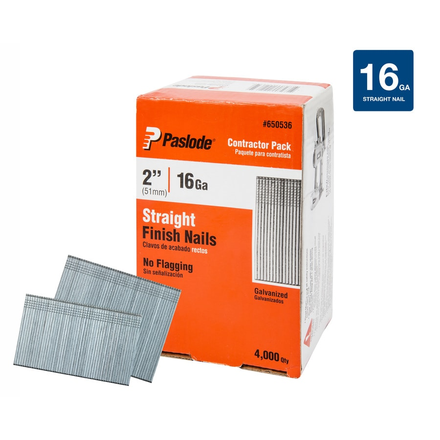 Paslode 2-in Finish Nail