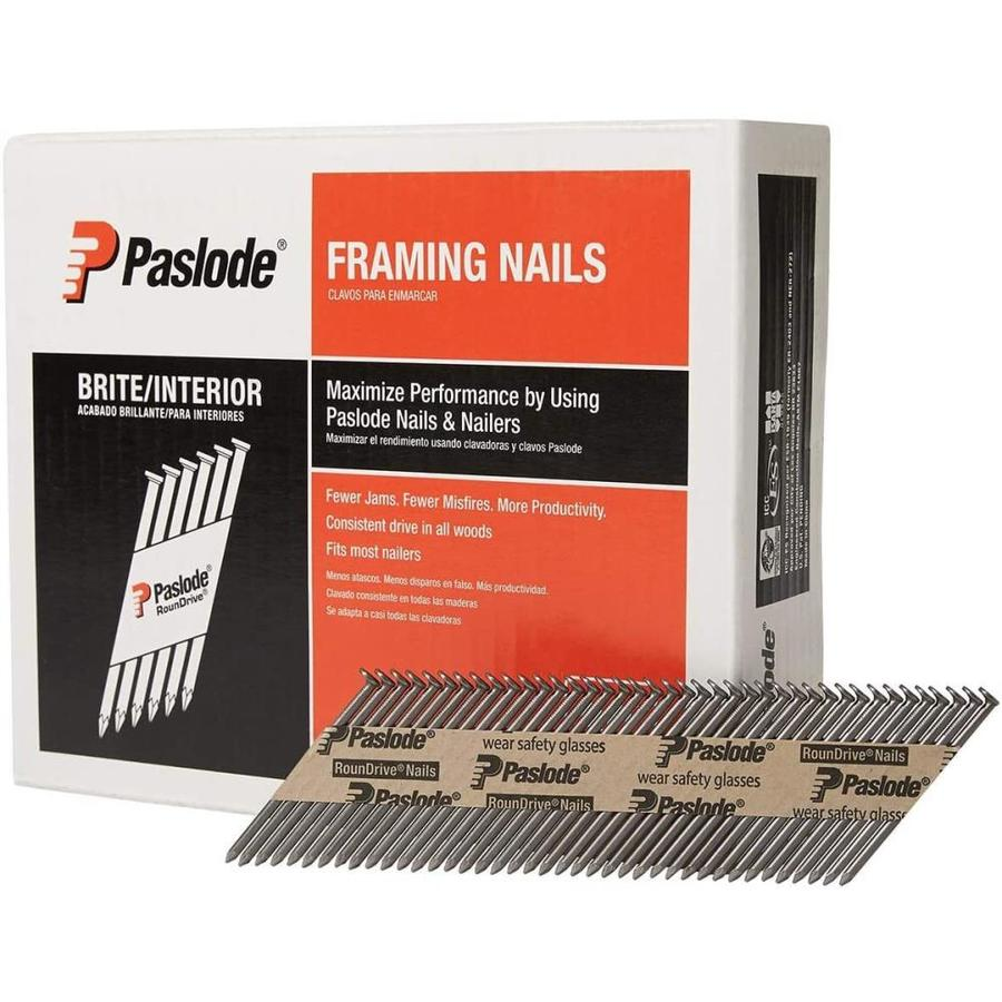Paslode 2,000-Count 2.375-in Framing Pneumatic Nails