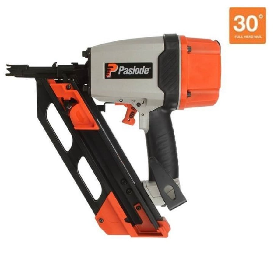 Shop Paslode 30 Degree 3.25-in 30-Degree Framing Nailer at Lowes.com