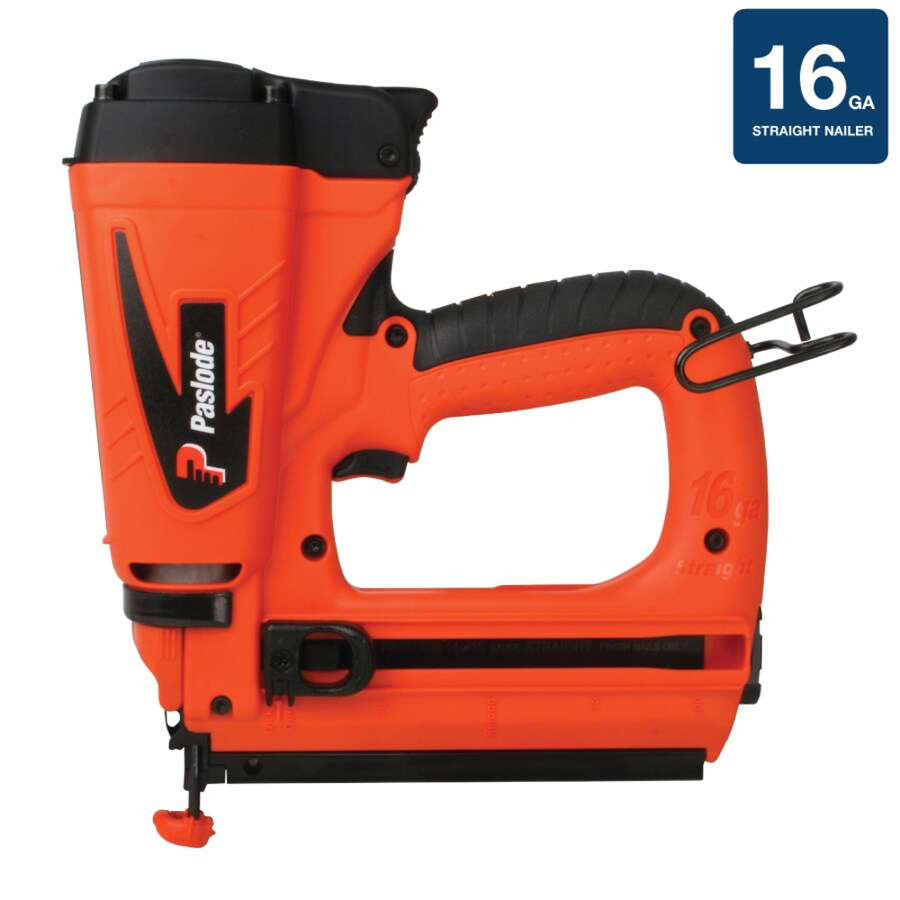 Paslode Straight 16-Gauge 7.5-Volt Finishing Cordless Nailer with Battery