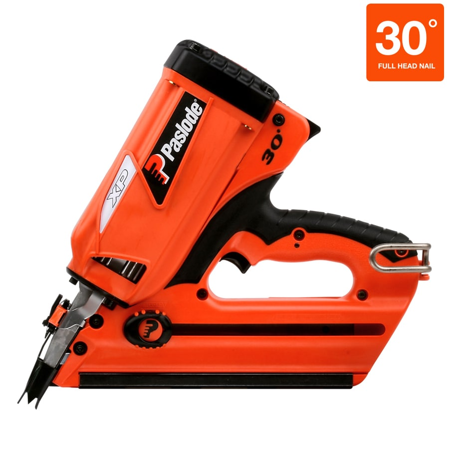 Shop Paslode Angled 3 5 In 30 Degree Cordless Framing