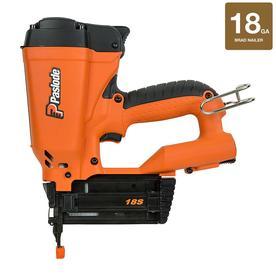 Paslode 918100 Paslode 18 Gauge Cordless Li-Ion Brad Nailer, Orange