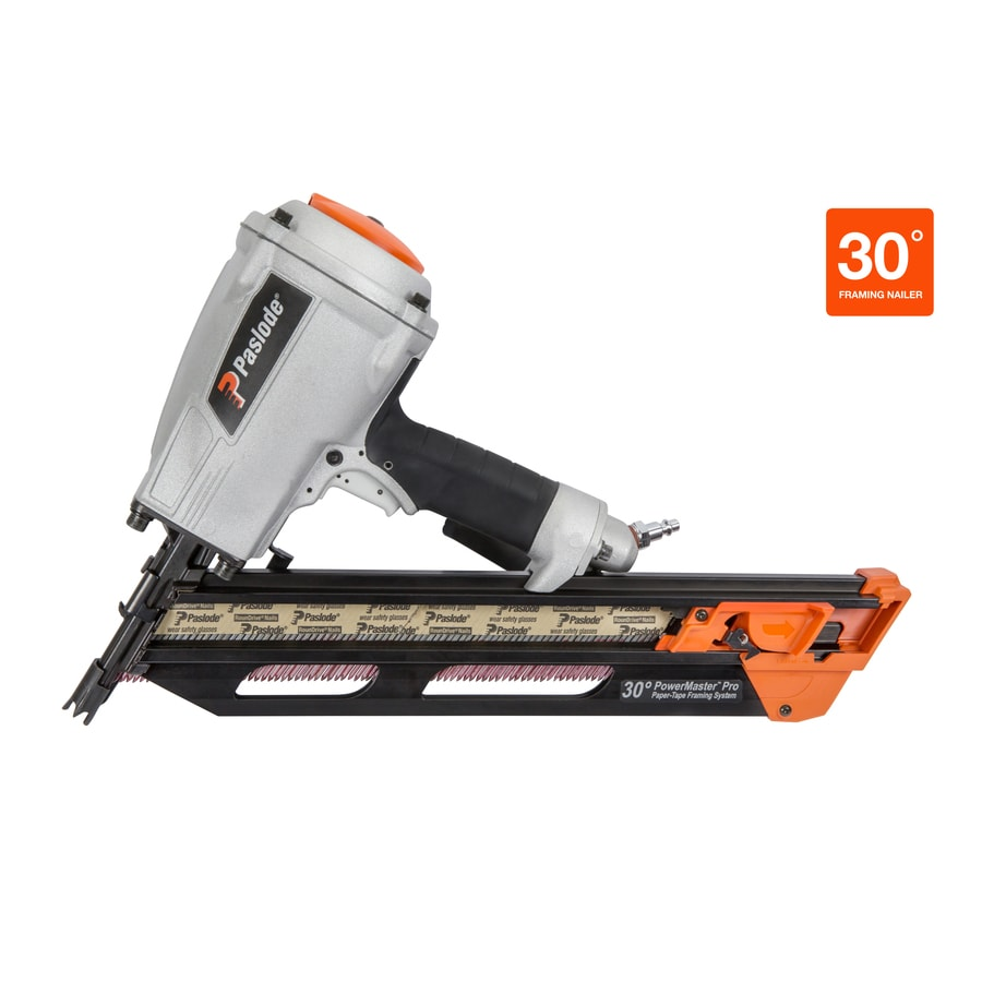 Paslode PowerMaster Pro 3.25-in 30-Degree Framing Nailer