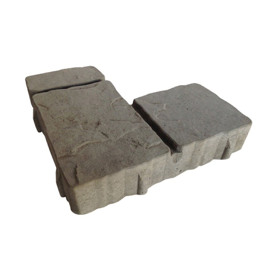 Santa Fe Patio Stone (Common: 12-in x 12-in; Actual: 11.5-in x 11.5-in)