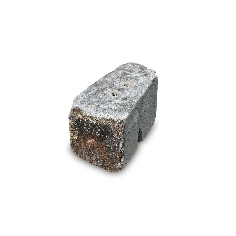 Sierra Blend Retaining Wall Block (Common: 6-in x 6-in; Actual: 6-in x 6-in)