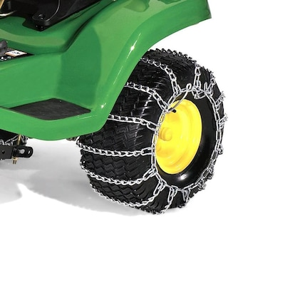 John Deere Tire Chains at Lowes com