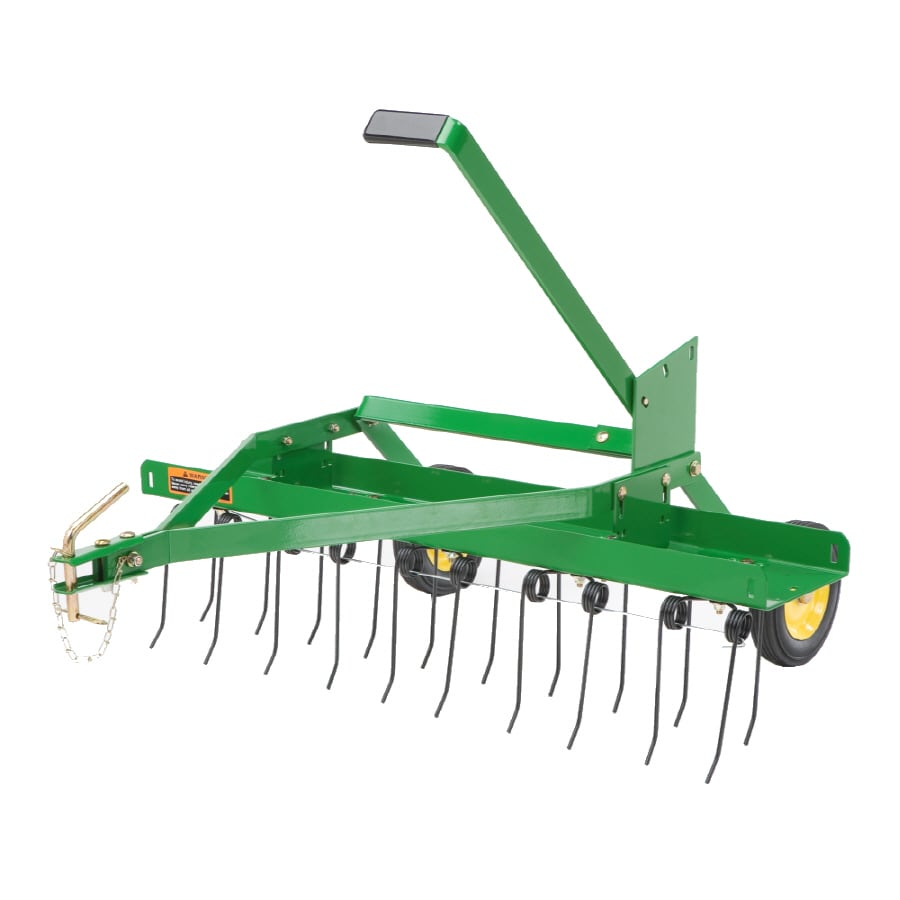 John Deere 40-in Dethatcher