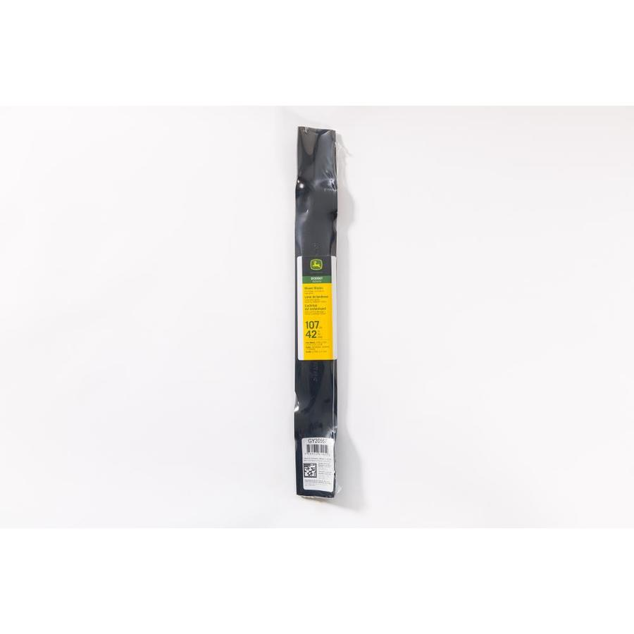 John Deere 2-Pack 42-in Multipurpose Riding Lawn Mower Blades