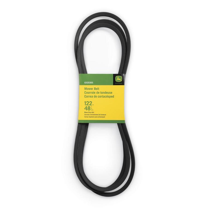 John Deere 48-in Deck/Drive Belt for Riding Mower/Tractors