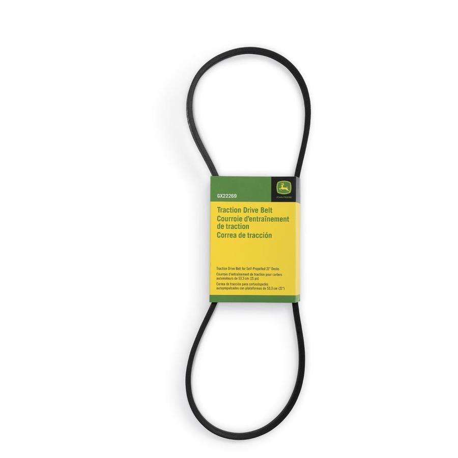 John Deere 21-in Deck/Drive Belt for Walk-Behind Mowers