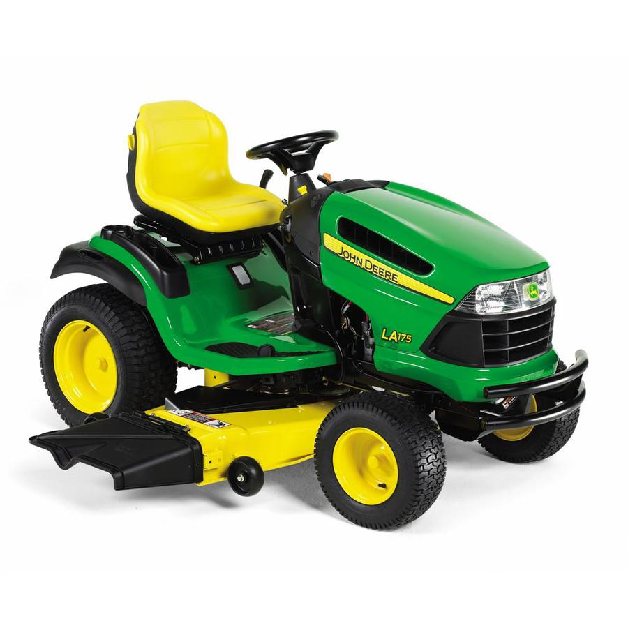 John Deere 26 HP V-Twin Hydrostatic 54-in Riding Lawn Mower with Briggs & Stratton Engine