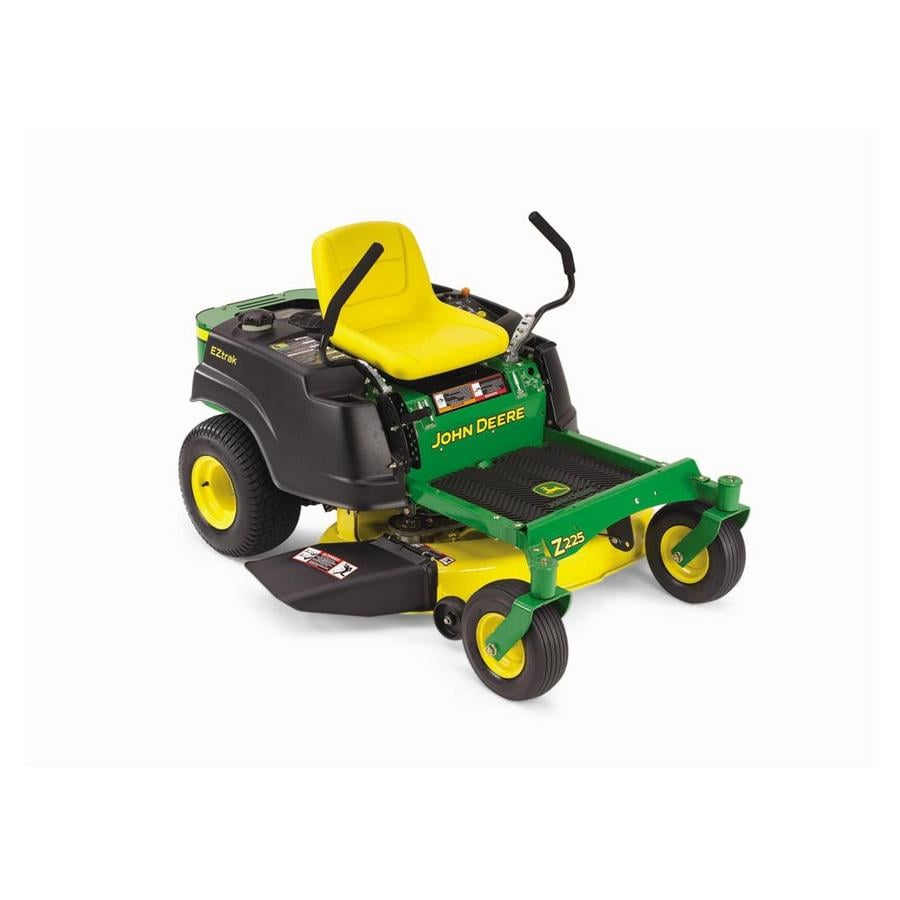 John Deere 18 5 Hp Dual Hydrostatic 42 In Zero Turn Lawn