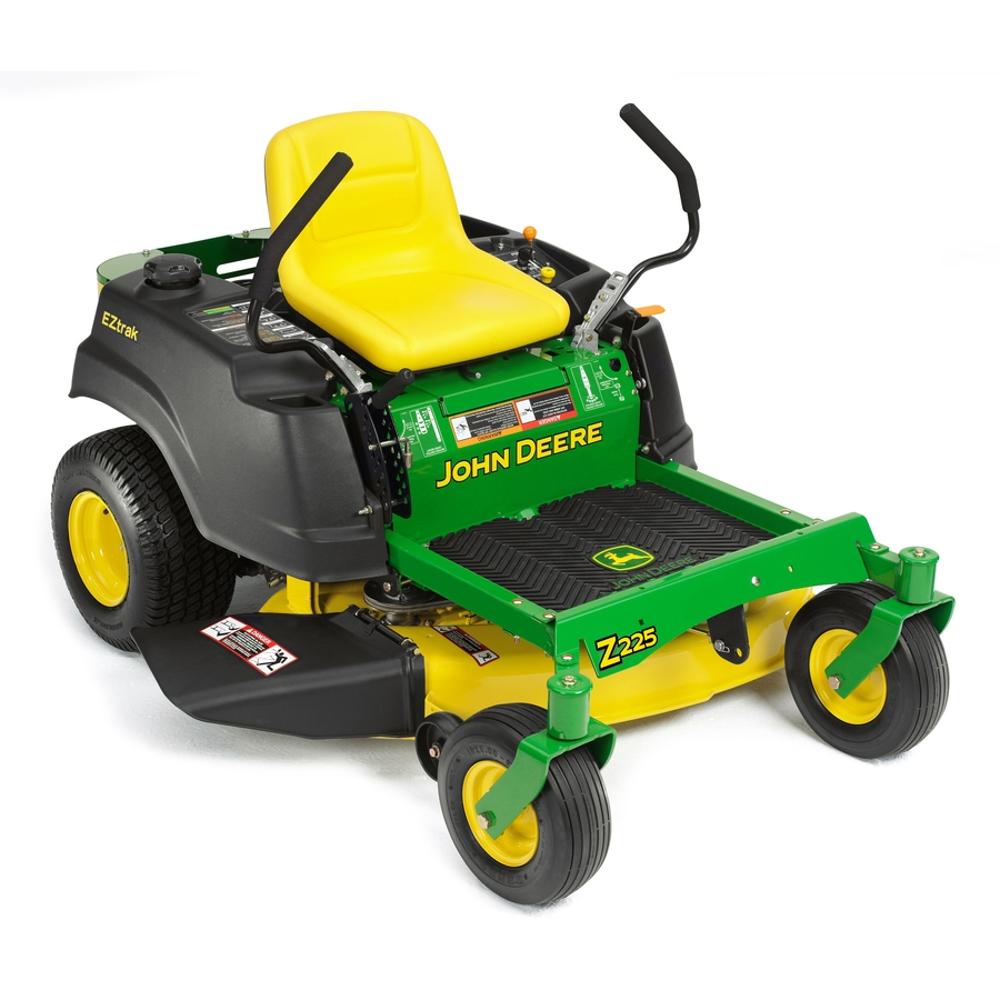 John Deere 18 5 Hp Dual Hydrostatic 42 In Zero Turn Lawn Mower