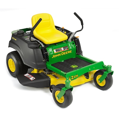 John Deere Z225 18 5-HP Dual Hydrostatic 42-in Zero-Turn