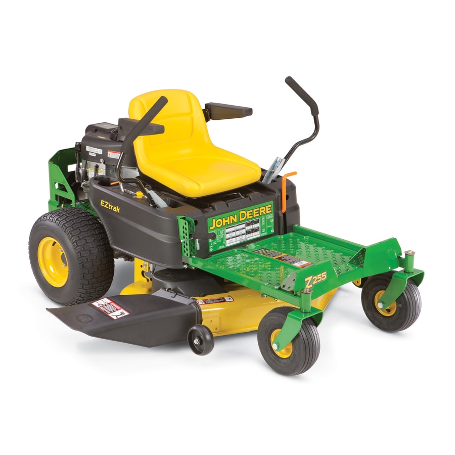 John Deere Eztrak 22-HP V-Twin Dual Hydrostatic 48-in Zero-Turn Lawn Mower
