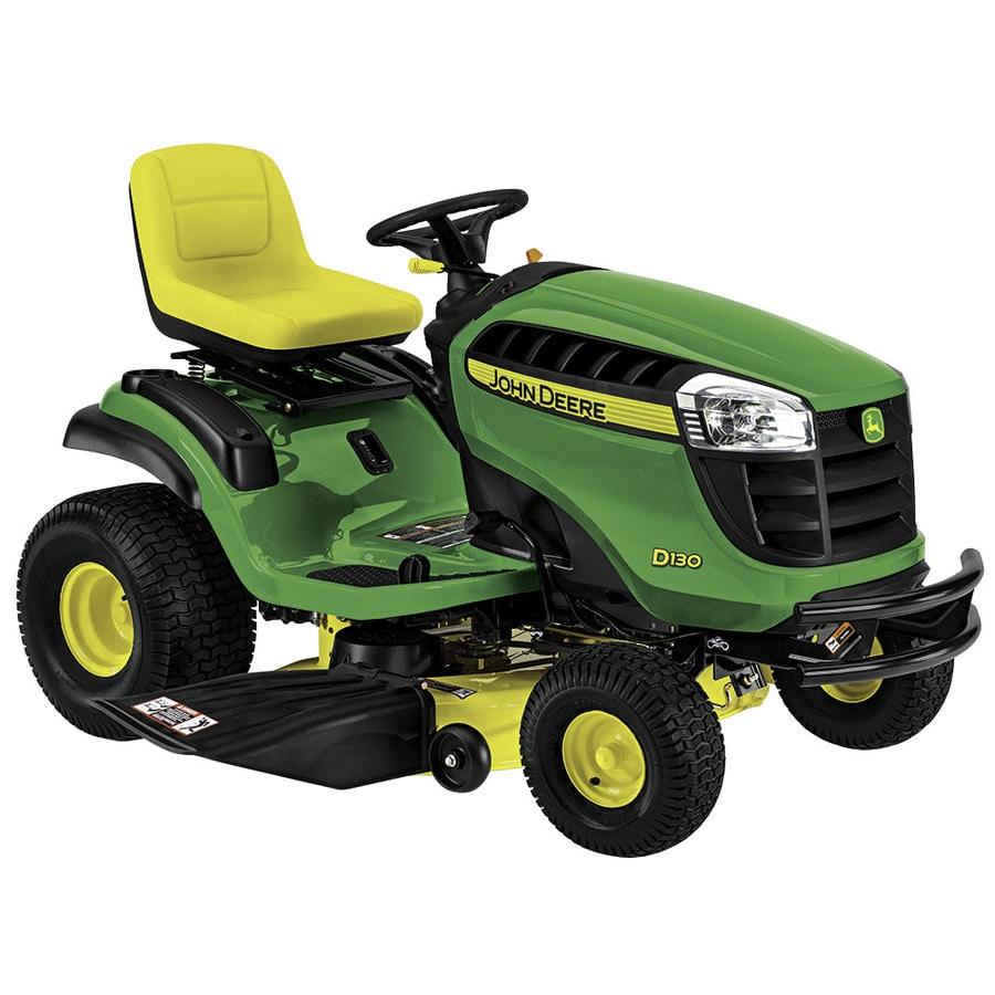 Shop John Deere D130 22 Hp V Twin Hydrostatic 42 In Riding Lawn Lt150 Wiring Harness Mower