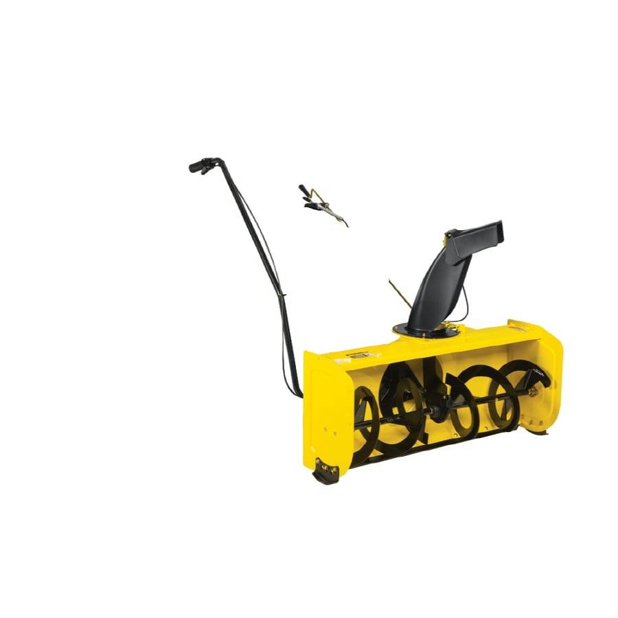 John Deere 44-in Dual-Stage Residential Snow Blower