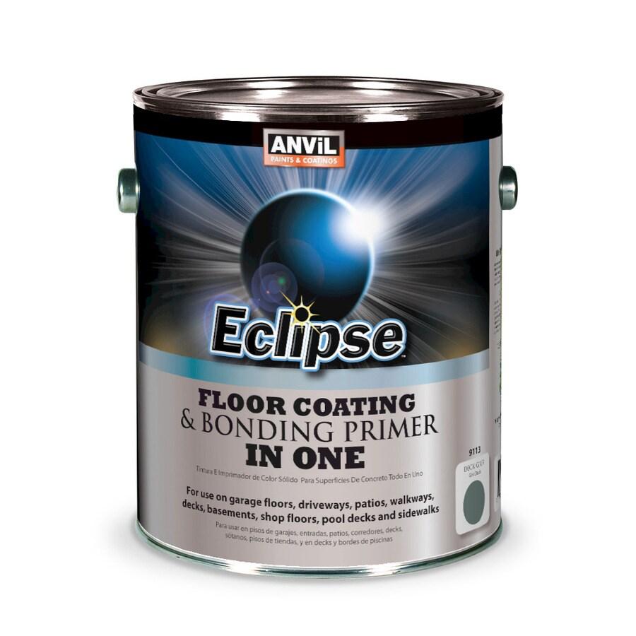 Anvil Paints Deck Grey Solid Exterior Stain (Actual Net Contents: 128-fl oz)