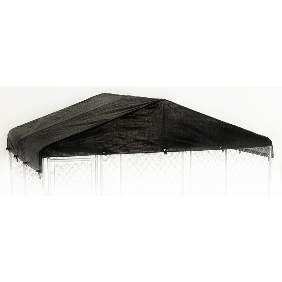 Weatherguard 120-in L x 120-in W Polyester Roof Kit Kennel Cover