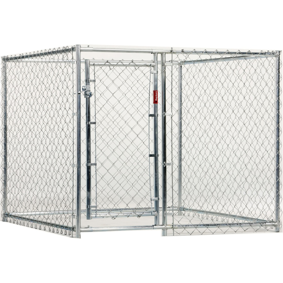 5-ft x 5-ft x 4-ft Outdoor Dog Kennel Box Kit