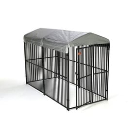 Lucky Dog 10 Ft X 5 6 Outdoor Kennel