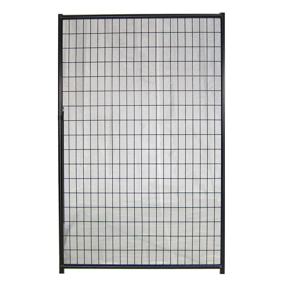 AKC 4-ft x 6-ft Outdoor Dog Kennel Panels