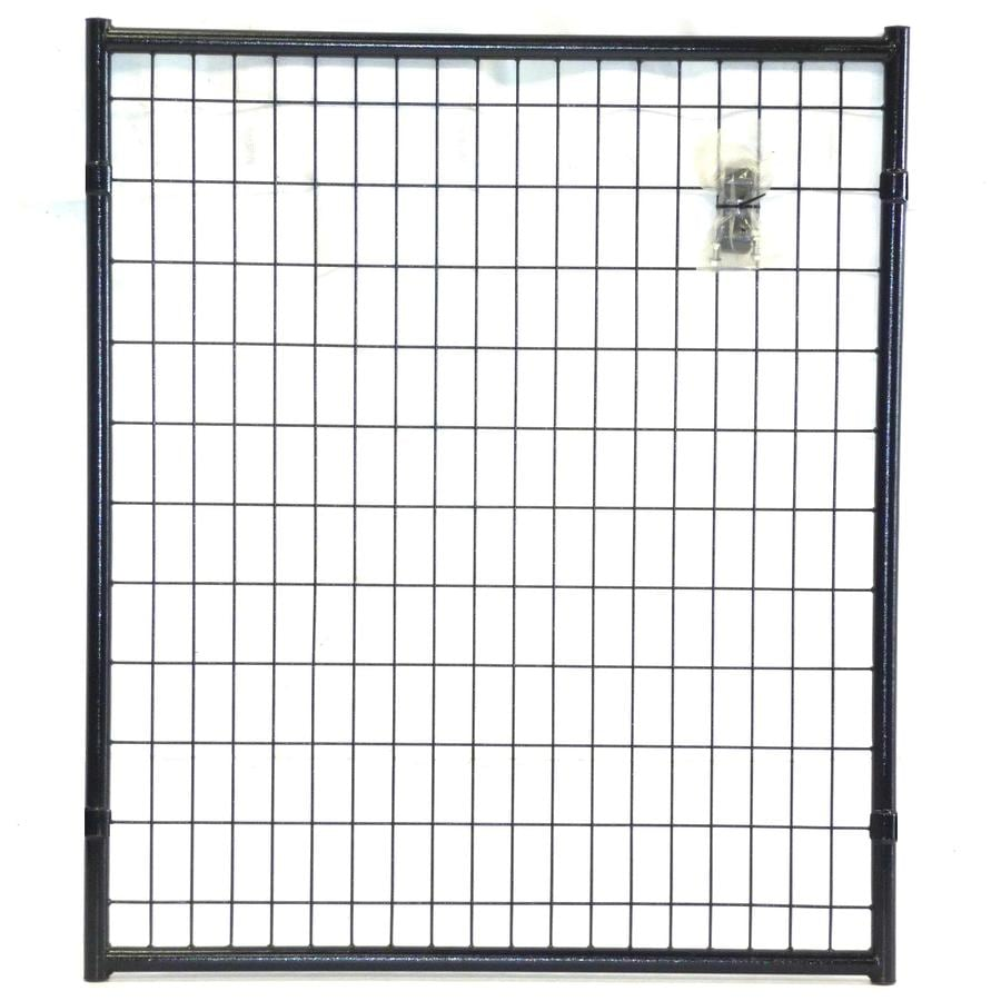 AKC 4-ft x 4-ft Outdoor Dog Kennel Panels