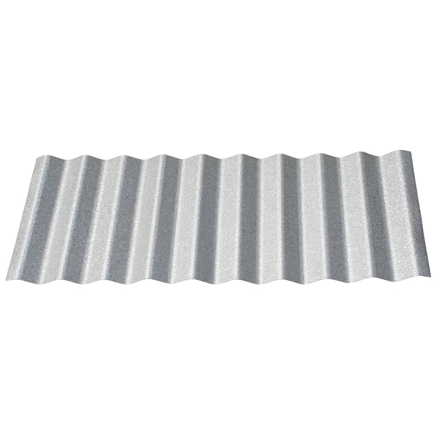 Lowe S Metal Roof Panels : Shop union corrugating ft corrugated steel
