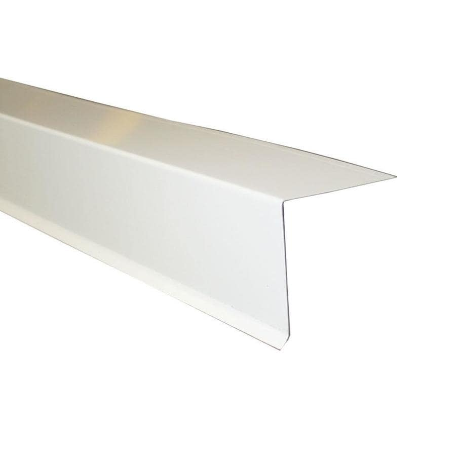 Union Corrugating 2-in x 2-in Galvanized Steel Step Flashing