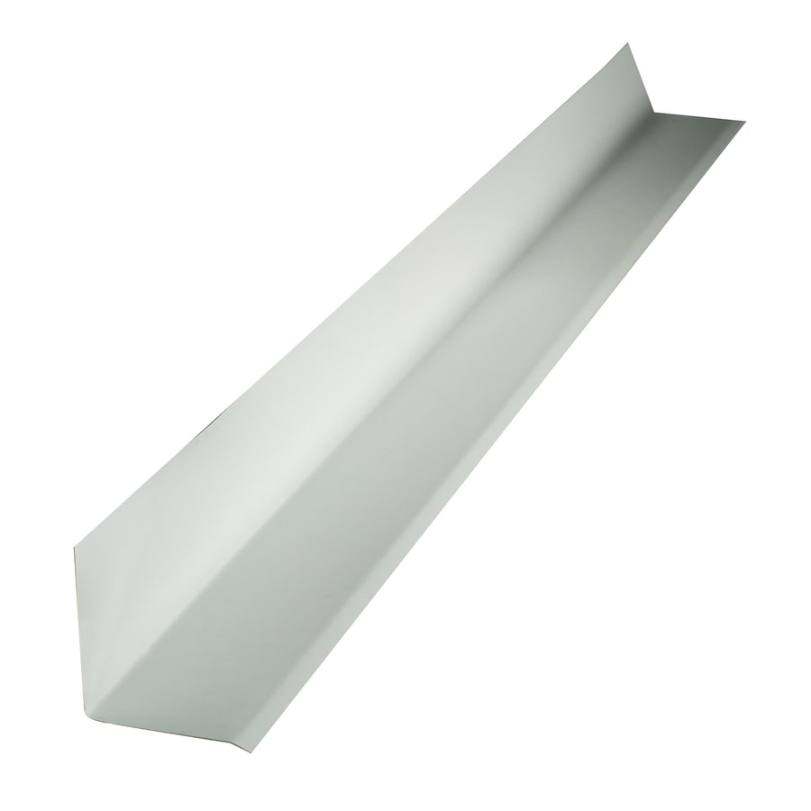 Union Corrugating 1.5-in x 1.5-in Aluminum Step Flashing