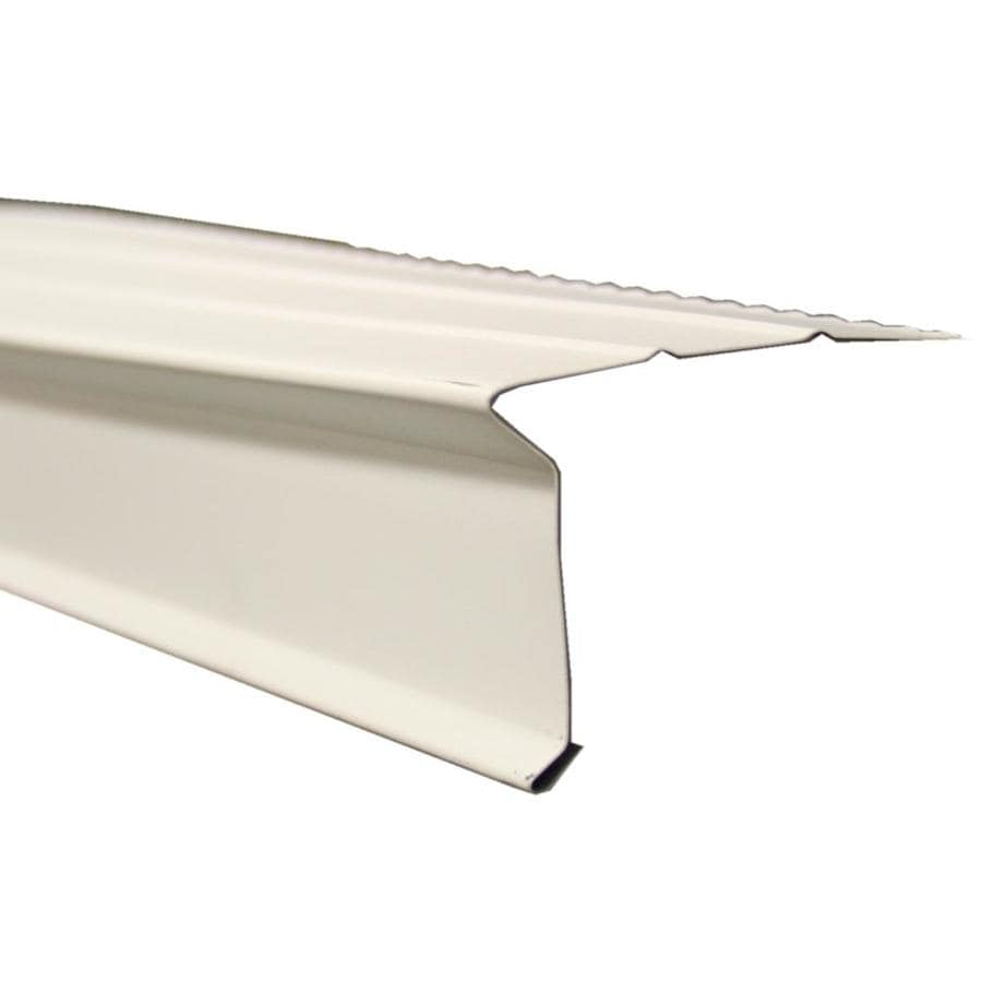 Union Corrugating 2.25-in x 10-ft Aluminum Drip Edge