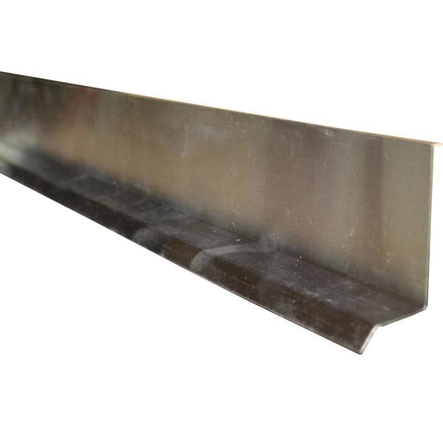 Union Corrugating 1.5-in X 0.75-in X 42-in Aluminum Z