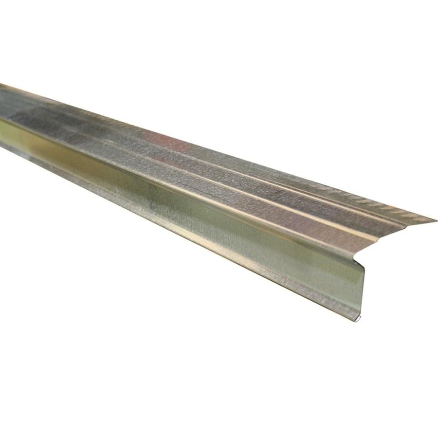 Union Corrugating 2.38-in x 10-ft Galvanized Steel Drip Edge