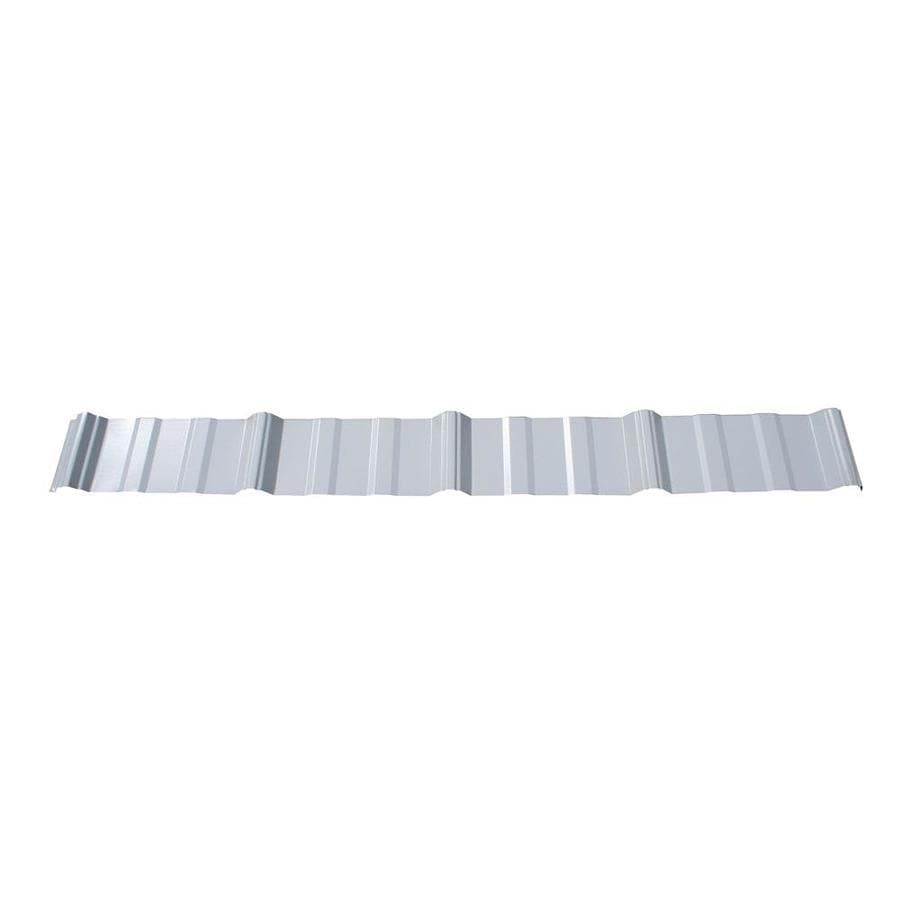 Union Corrugating 3.17-ft x 8-ft Ribbed Steel Roof Panel
