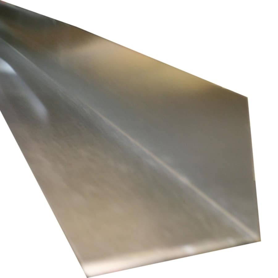 Union Corrugating 4-in x 5-in Galvanized Steel Step Flashing
