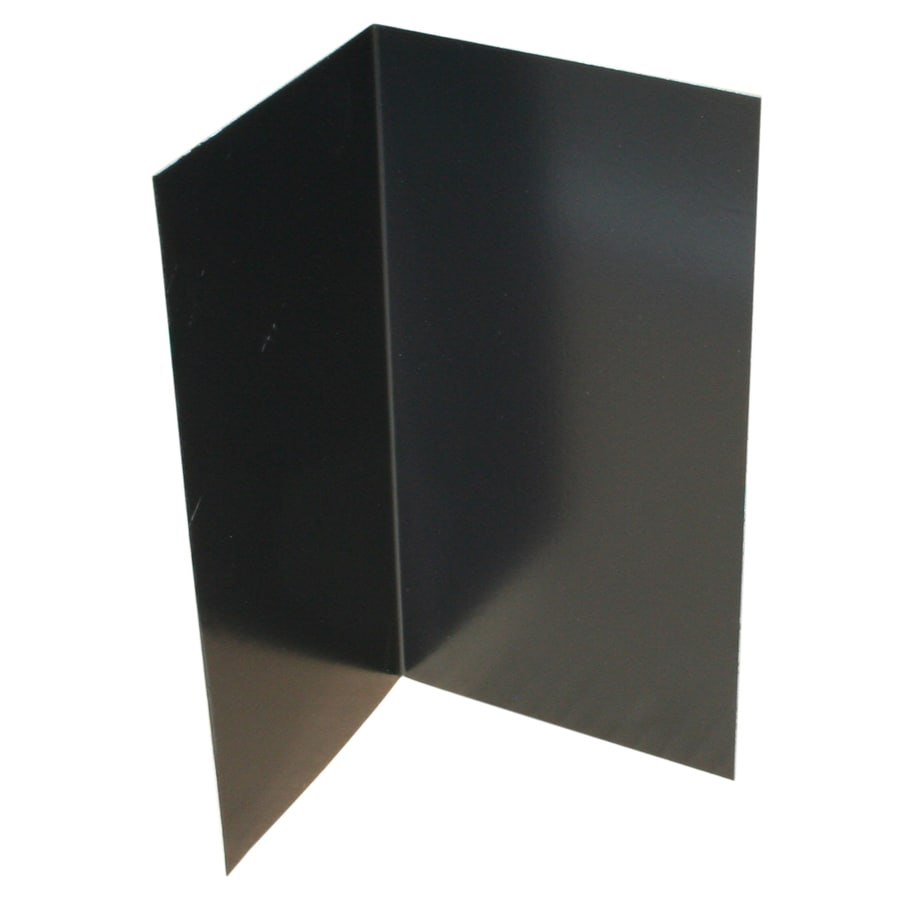 Union Corrugating 4-in x 4-in Aluminum Step Flashing