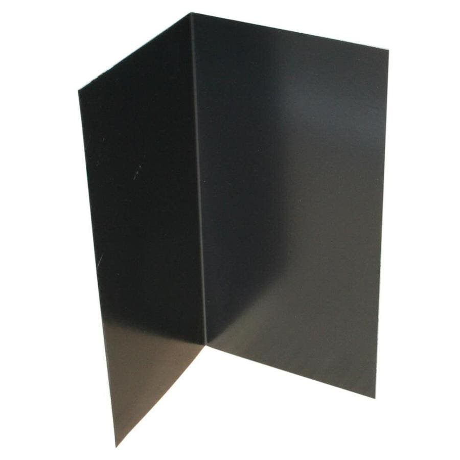 Union Corrugating 4-in x 4-in Galvanized Steel Step Flashing
