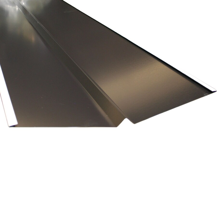 Union Corrugating 19-in x 10-ft Galvanized Steel Drip Edge