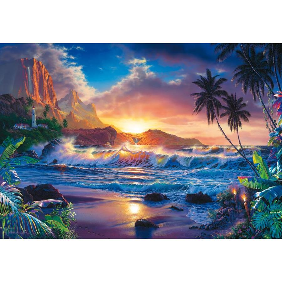 Lowes Wall Murals shop brewster wallcovering ideal decor coastal murals at lowes