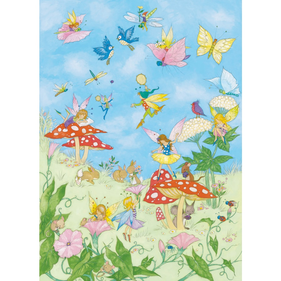 Brewster Wallcovering Ideal Decor Kids-Girls Murals