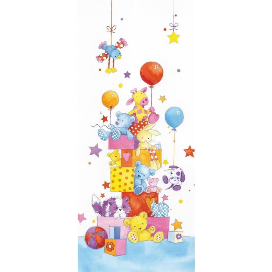 Brewster Wallcovering Ideal Decor Kids-Infant Murals