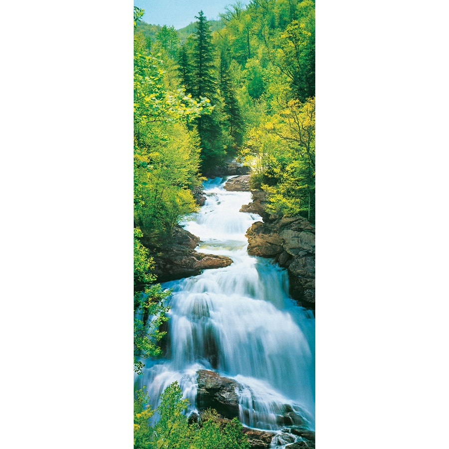 Brewster Wallcovering Ideal Decor Scenic Mural