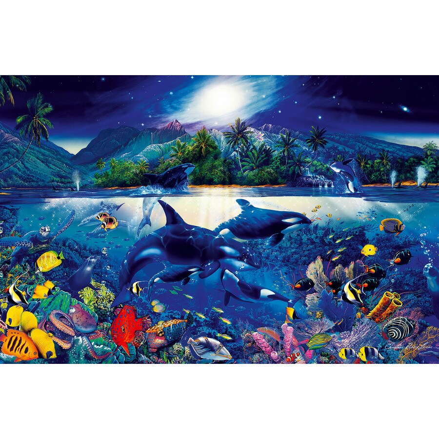 Brewster Wallcovering Ideal Decor Coastal Mural
