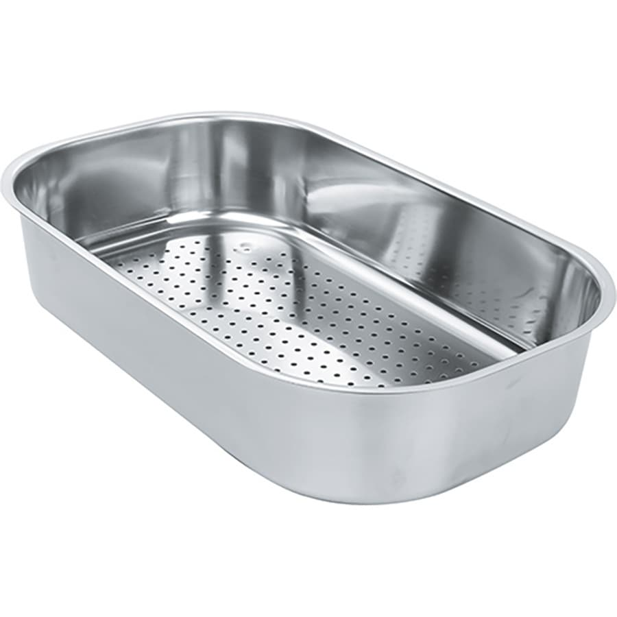 Franke Stainless Steel : Shop Franke Oceania Stainless Steel Colander at Lowes.com