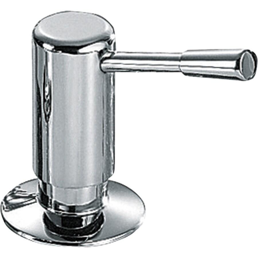 Franke Logik Chrome Soap and Lotion Dispenser